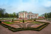 Kadriorg Palace was built by Tsar Peter the Great in the 18th Ce — Stock Photo