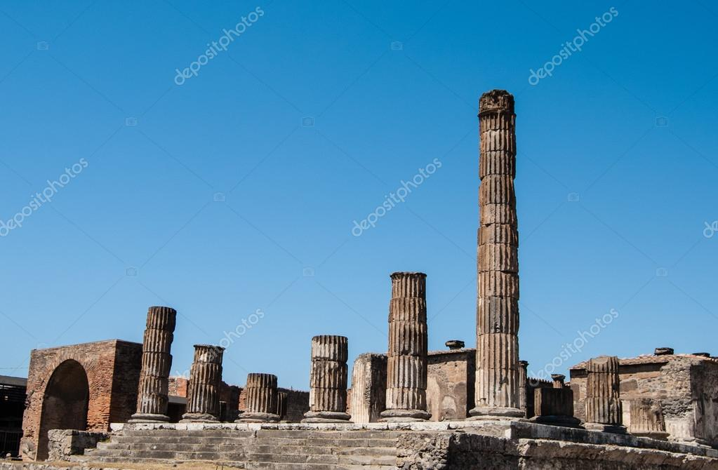 Visiting Pompeii in Italy  Italy Travel Guide