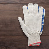 Working gloves — Stock Photo