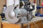 Grinding machine — Stock Photo