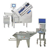 Food industry equipment — Stock Photo