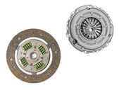 Clutch cover — Stock Photo