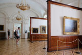 Interior of  Hermitage — Foto Stock