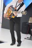 Elektrische gitaar — Stockfoto