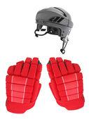 Hockey glove — Stock Photo