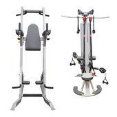Gym utrustning — Stockfoto
