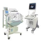 Infant incubator — Stock Photo