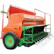 Image of agricultural machine — Stock Photo #56399017
