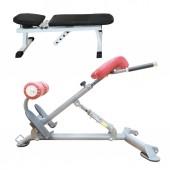 Gym apparatus — Stock Photo