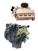 Engines — Stock Photo