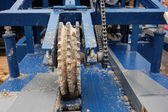 Woodworking factory — Stock Photo