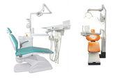 Dental chairs — Stock Photo