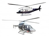Helicopters — Stock Photo