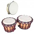 African drums — Stock Photo #58797161
