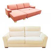Folding sofas — Stok fotoğraf