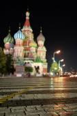 Wasyla w Moskwie — Zdjęcie stockowe