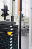 Gym apparatus — Stock Photo