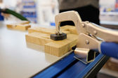 木工機械 — ストック写真
