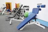 Gym apparatuur — Stockfoto