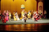 Chinese theater — Stock Photo