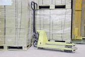 Manual loader — Stock Photo