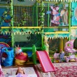 Empty children's playroom — Stock Photo #64246817