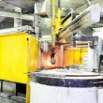 Industrial furnace equipment — Stock Photo #64788381