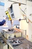 Mage of drilling machine — 图库照片