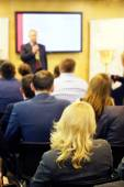 Business Conference and Presentation — Stock Photo