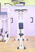 Gym with sports equipment — Stock fotografie