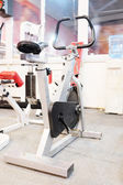 Gym with sport equipment — Stock Photo