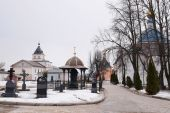 Monastery Of Optina Pustyn in Kozelsk — ストック写真