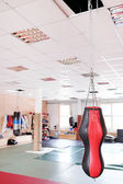 Punching bag for boxing — Stock Photo