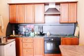 Klassieke keuken interieur — Stockfoto