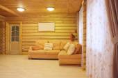 Interior of rest room in  cottage — Stockfoto