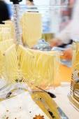 Making noodles food — Stock Photo