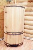 Mini phyto sauna — Zdjęcie stockowe