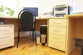 空办公室室 — 图库照片