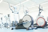 Image of gym apparatus — Stock Photo