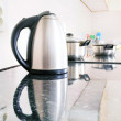 Close-up electric kettle — Stock Photo #69264641
