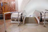 Sokolnicheskaya line in Moscow metro — Stock Photo