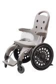 Oggetto di sedia a rotelle medica — Foto Stock
