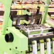 Textile weaving machine — Stock Photo #71663057
