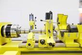 Oggetto di macchina di lavorazione dei metalli — Foto Stock