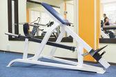 İç fitness kulübü — Stok fotoğraf