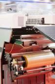 Пищевой упаковки оборудование для промышленности — Стоковое фото