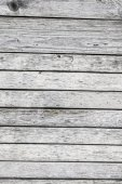 Parete in legno bianca dell'annata — Foto Stock