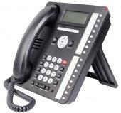 Office IP telephone set — Stock Photo