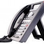 Office IP telephone isolated — Stock Photo #73548351