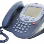 Office IP telephone — Stock Photo #73548321